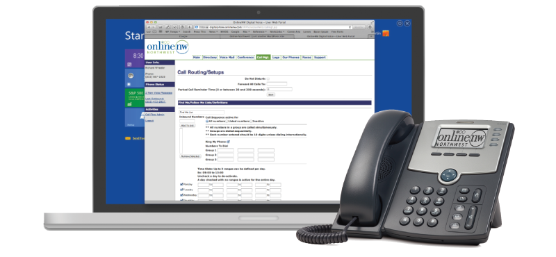 Business Phone Systems, Hosted PBX, Phone Lines